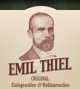 Emil Thiel Einlegesohlen